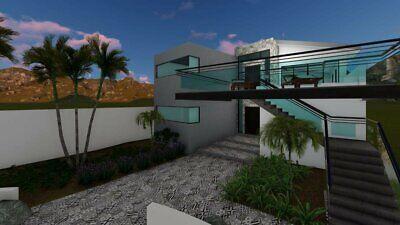 En Venta Casa en Cabo San Lucas muy amplia En el Tezal  -5- Recamaras $550,000 Dolares