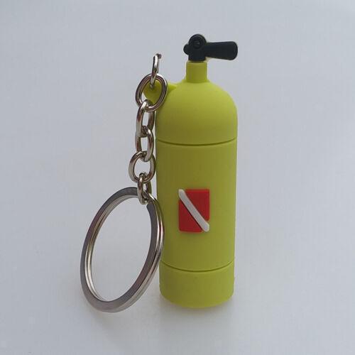 Tauchflasche Schlüsselanhänger für Kinder und Erwachsene