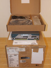 Cisco C1861E-SRST-F/K9 1861 8-user SRST or CME 4FXS 4FXO 8x POE Router OVP