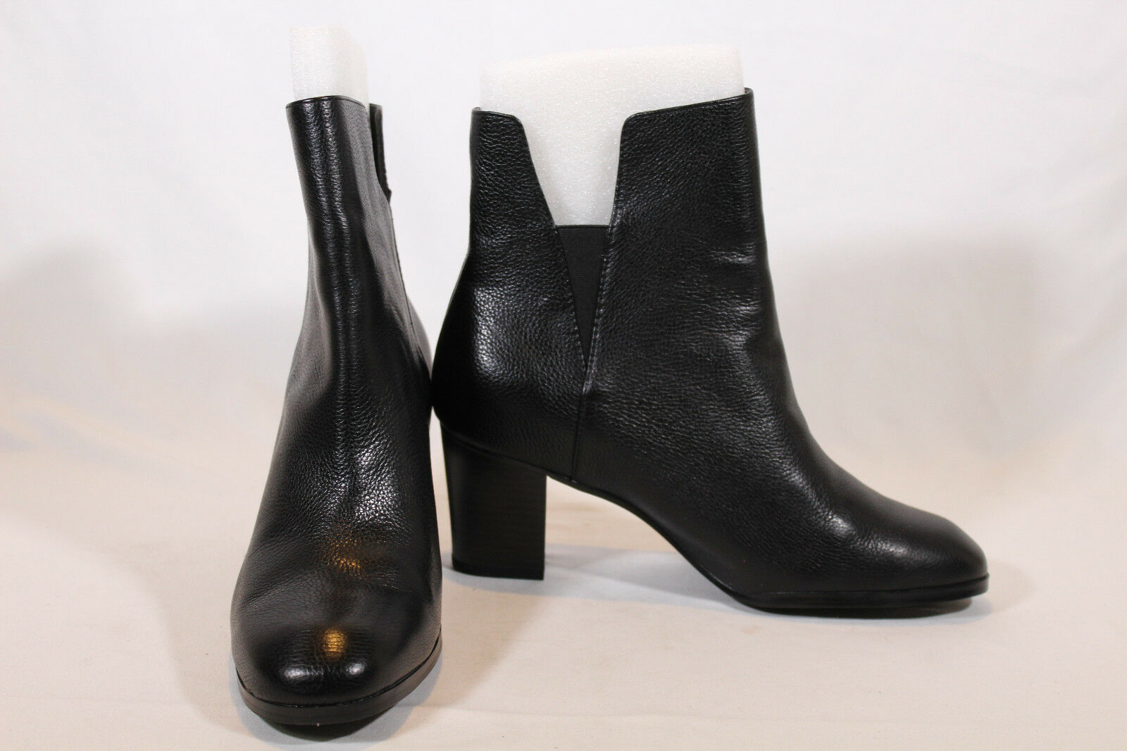 Isaac Mizrahi Goring Live  Leather Booties with Goring Mizrahi PICK SIZE NTO 83bf45