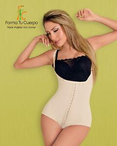 ac441d39b90 Image is loading Forma-Tu-Cuerpo-Faja-Colombiana-Shapewear-Medium-Large-