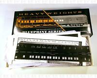 Branchline Passenger Car Ho 10-1-2 Pullman Sleeper Southern Kit Lake Pearl