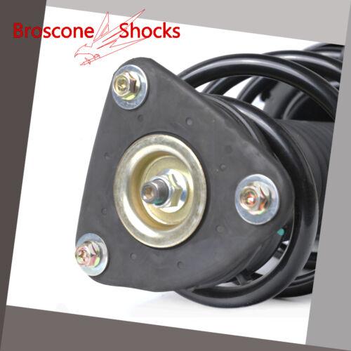 For 04 05 06 07 08 09 Mazda 3 Full Set Complete Shocks Struts Assembly