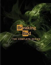 Breaking Bad Complete Series Season 1-5 (1 2 3 4 & 5) ~  NEW DVD FREE SHIPPING