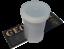 Set-Geocaching-5-Filmdosen-farbig-5-Aufkleber-5-Logbuecher-Cache-Micro-Versteck Indexbild 5