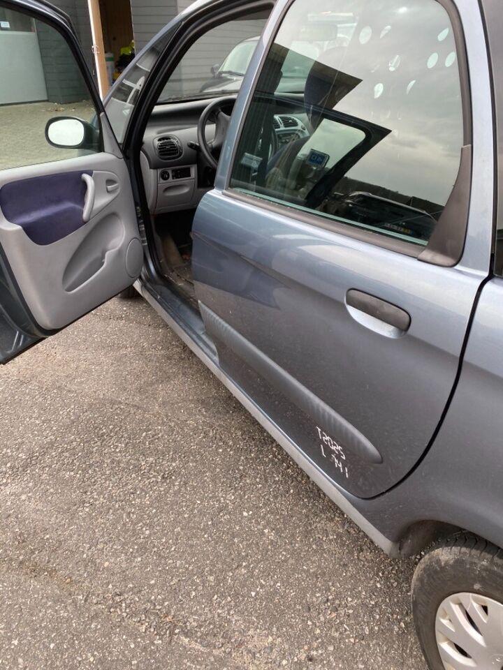 Citroën Xsara Picasso 2,0 HDi Comfortvan SX Diesel modelår