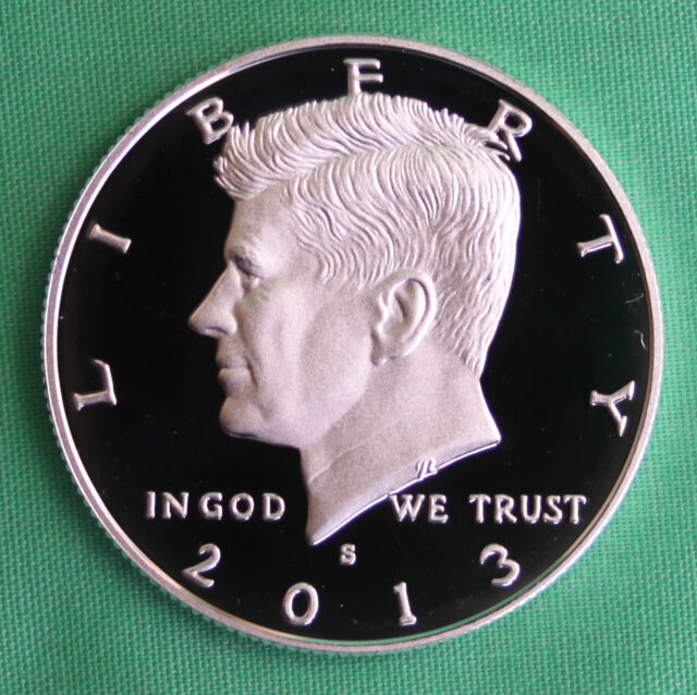 1991 D Kennedy Half Dollar ~ Uncirculated in Cellophane from Mint Set