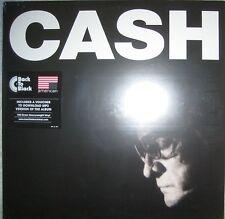 "180g 12"" 2 Vinyl LP NEU + OVP American IV The Man Comes Around Johnny Cash hurt"