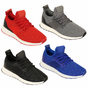 Mens-Trainers-Shoes-Lace-Up-Running-Gym-Sports-Mesh-Casual-Summer-Fashion-New