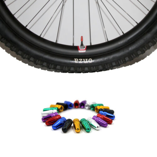 Vélo Vtt Presta jante pneu tige Air Valve Cap Dust Cover