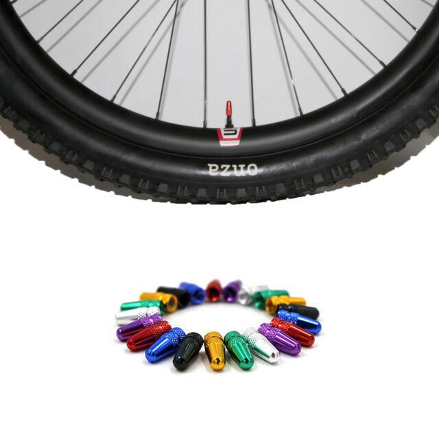 Bike Parts Wheel Rim Tire Tyre Valve Cap Bicycle Accessories Dust Cover