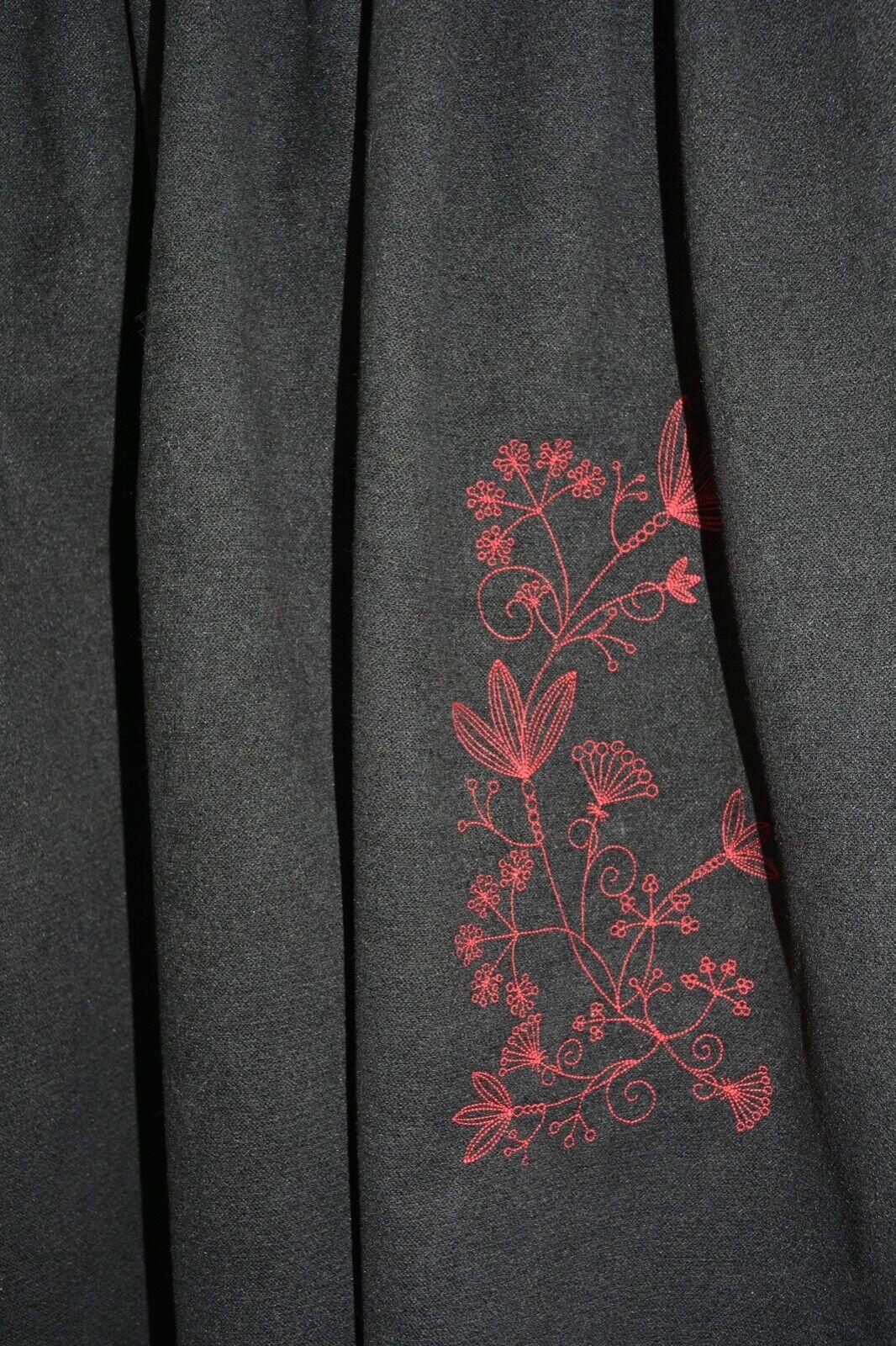 Norwegian wool blend bunad for girls ~9-10 yrs EUR 150cm