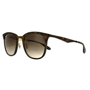 eeff0b4204b Image is loading Ray-Ban-Sunglasses-RB4278-628313-Tortoise-Gold-Brown-