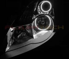 FLASHTECH White LED HEADLIGHT HALO KIT for Nissan Altima Sedan (2007-2009)