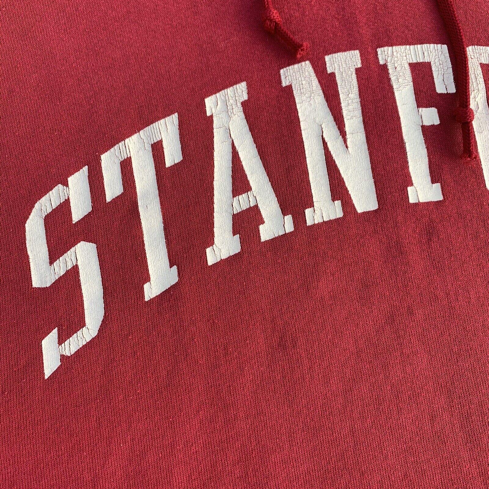 Vintage 70s Russell Athletic Hoodie Sweatshirt US… - image 11