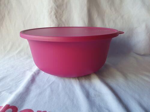 Tupperware Alloha-Servierschüssel 4,0 Liter lila NEU // Muster 20/% Sparen