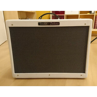 Fender Hot Rod Deluxe - White Lightnin II - LIMITED EDITION