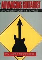 The Advancing Guitarist By Mick Goodrick, (sheet Music), Hal Leonard , New, Free on sale