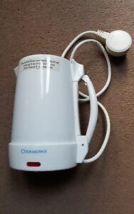 Details about Cookworks travel kettle