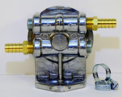 """Transmission Fluid External Remote Oil Filter Mount NO FRAM XG9100 Ultra 1//2/"""" Ho"""