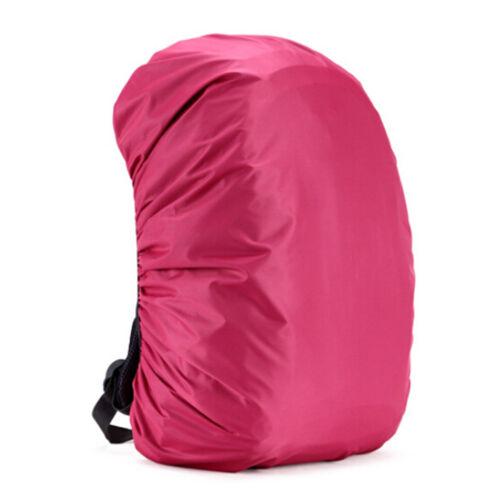 Hot Waterproof Dust Rain Cover Travel Hiking Backpack Camping Rucksack Bag #S
