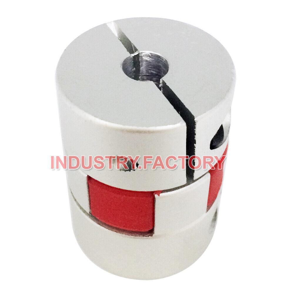 12mm x 14 mm CNC Flexible Plum Coupling Shaft Stepper Motor D30mm L40mm