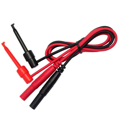 Prueba de punta con punta de aguja 2 un UU. AideTek TL809 conduce Set Para Fluke Medidor TLP20157 EE