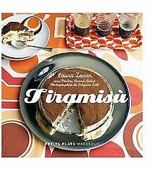 Tiramisu-von-Zavan-Laura-Buch-Zustand-sehr-gut