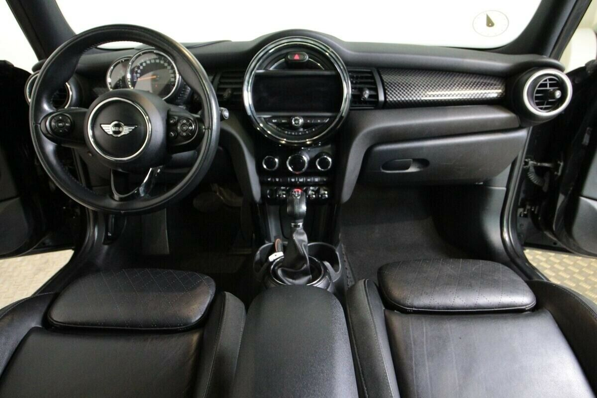Mini Cooper SD 170 aut.