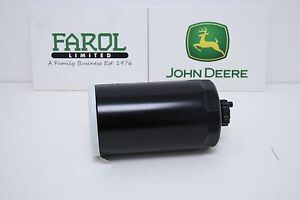 image is loading genuine-john-deere-tractor-fuel-filter-er5801694035-5075gf-