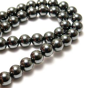 100-Perles-Hematite-6mm-Perles-Shambala-Perle-Shamballa-Hematites-Pas-Cher