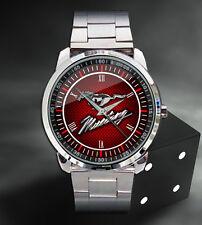 New 2015 Mustang GT Accessories Sport Metal Watch