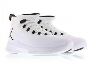 uk availability 4a455 713a7 Details about 897998-111 Men Jordan Ultra Fly 2 White Black