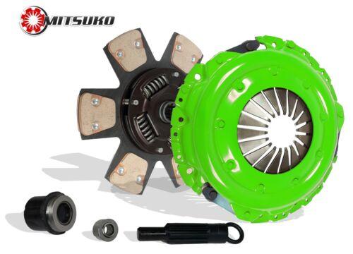Mitsuko Stg 2 Clutch Kit for 88-92 Bronco F150-350 E150-350 4.9 5.0 5.8L V8 OHV