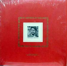 SHERRILL MILNES at the met LP Mint- MET 103 Vinyl  Record