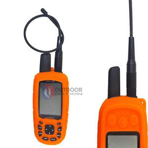 "430 GPS Flexible Long Range Orange Antenna 20/"" Long Range Garmin Astro 320"