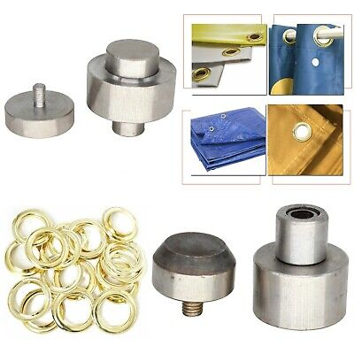 11mm Metal Open Ring Snap Poppers Fixing Dies for Green Machine Sewing DIY Craft
