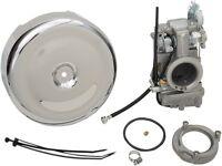 Mikuni Hsr42 Carburetor Easy Kit 42mm Harley Softail Heritage Flst Flstc Flstn