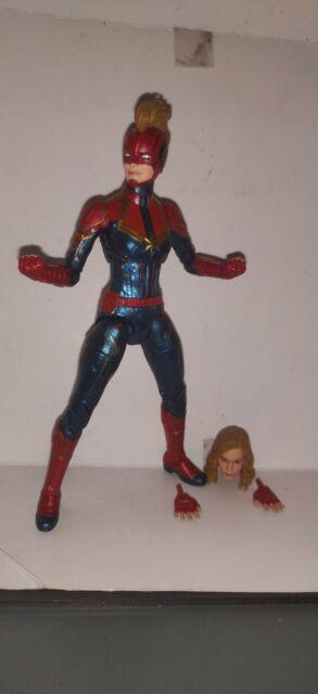 """Marvel Legends 6/"""" Scale Figure Kree Sentry BAF COMPLETE excellent"""