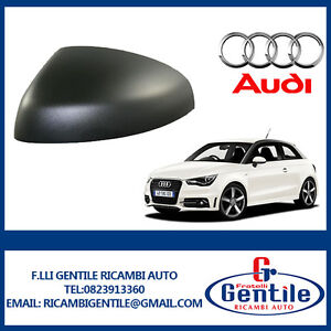 Audi-A1-2010-Cover-Left-Wing-Mirror-LH-from-Painted