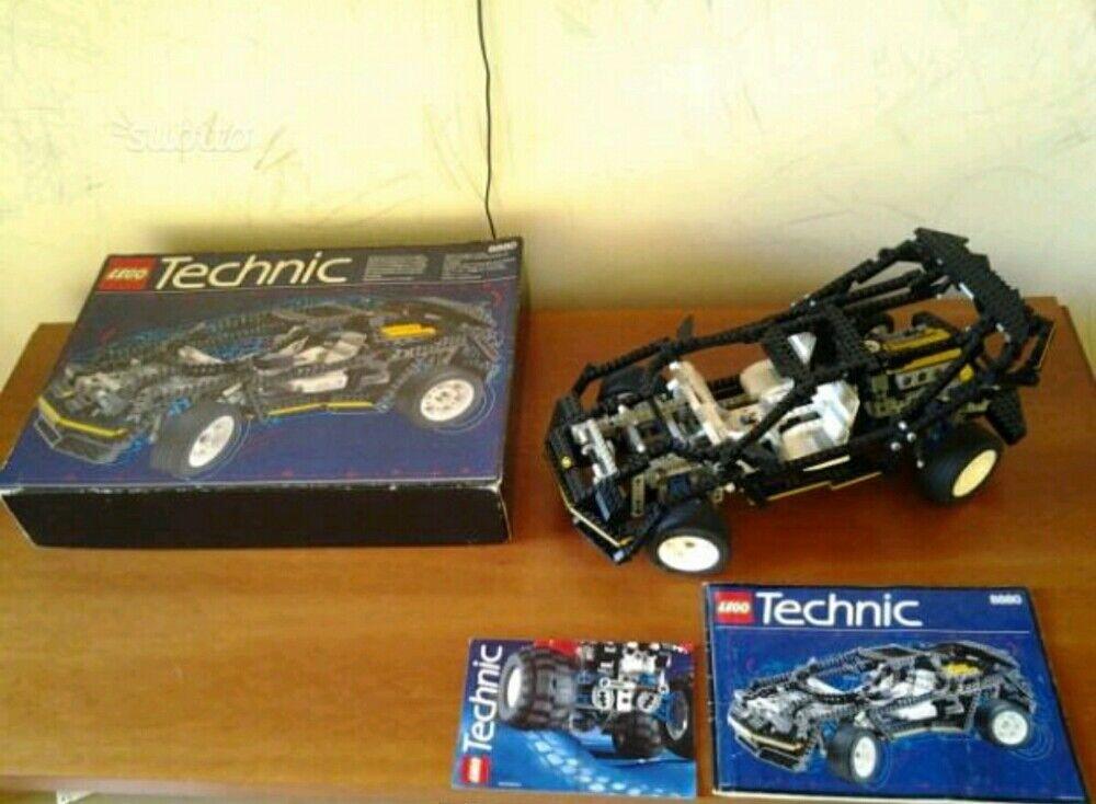 Lego Technic 8880 Supercar 1994