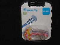 Mam - Clip Pacifier Keeper