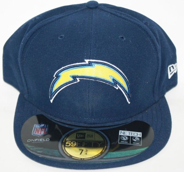 483dea93451d80 Buy Era San Diego Chargers 59fifty on Field Fitted Cap Sz 7 3/4 Blue ...