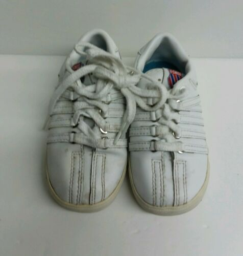 K swiss toddler shoes white size US 6