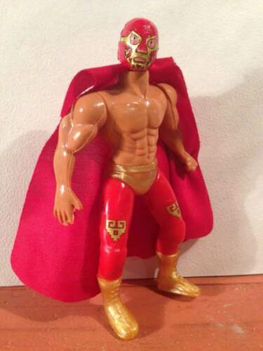 """MEXICAN LUCHA LIBRE WRESTLING ACTION FIGURES /""""5 inches/"""""""
