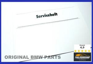 Original-BMW-Serviceheft-Aufkleber-3er-E36-M3-3er-5er-X