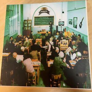 New Nos Vinyl 1998 Oasis The Masterplan 7x10 Quot Box Set