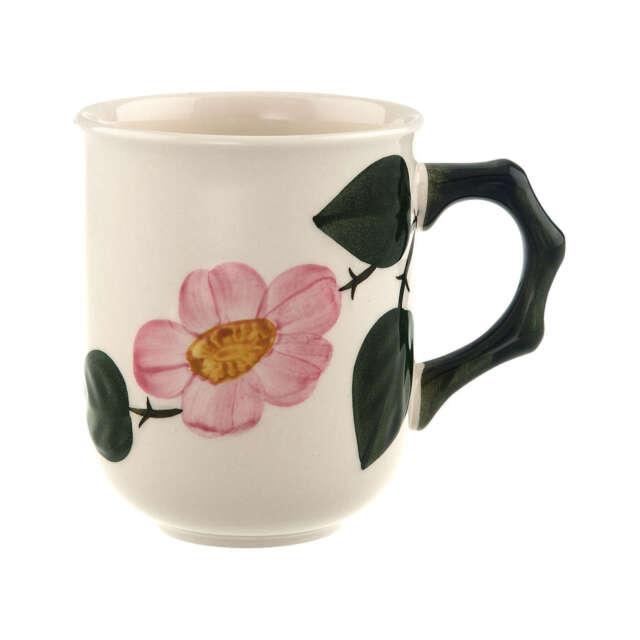 Villeroy & Boch Kaffeebecher Wildrose Porzellan,