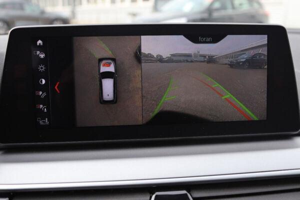 BMW 520d 2,0 Touring billede 9