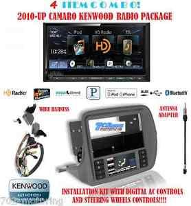 Details about KENWOOD RADIO DDX672BH + SCOSCHE GM5201AB 2010 +UP CHEVY on